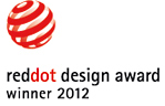 red dot design award winner 2012