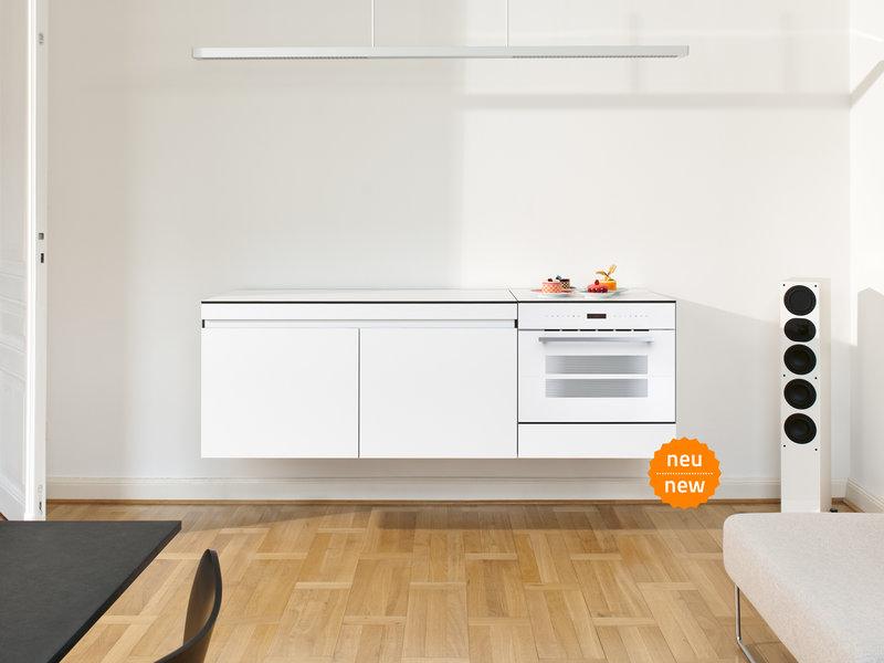miniki, design Küche, kleine modulare Kompaktküche // miniki